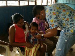 Brigada Salud Amazonas