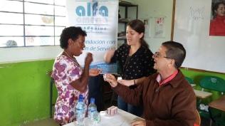 Brigada de Salud Alfa y Omega Belmira (Antioquia)