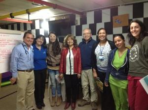 Visita 26 Julio Proyecto Unión