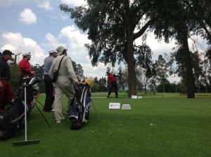 V Torneo de Golf-Jugadores