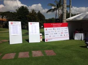 V Torneo de Golf Orden de Malta Colombia