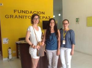 Visita Orden de Malta a Fundación Granitos de Paz, Cartagena