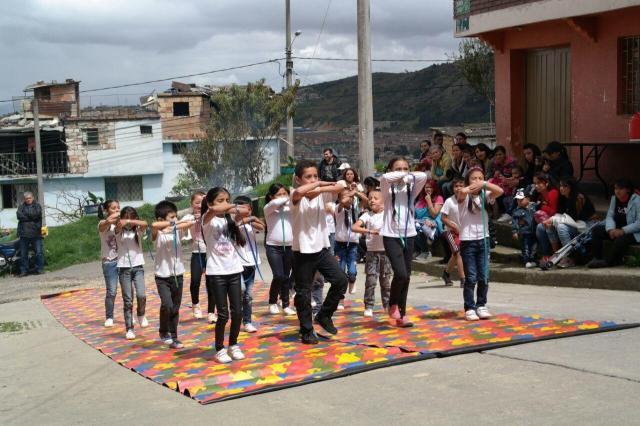 Danza y teatro infantil NSF
