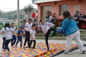 Taekwondo para niños y jóvenes