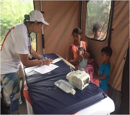 Atencion en Mocoa - beneficiario PAC