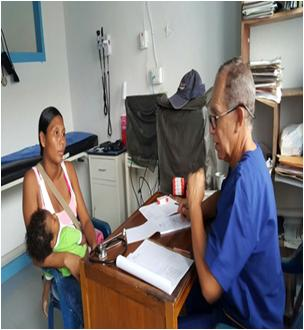 Atencion en Murindo Antioquia - Beneficia PAC Antioquia