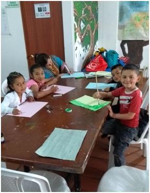 Artes para niños CNSF